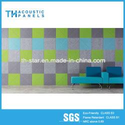 Studio de panneau mural acoustique décoratif pour la vente en gros