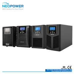 1kVA~500kVAモジュラーか静的または低周波の電源オンラインUPS