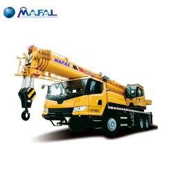 安い価格の25トンの新しいQy25K5移動式トラックによって取付けられるクレーン