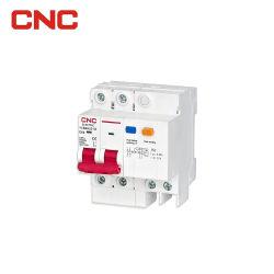 Residuell aktuelle Sicherung Ycb6hle-63 mit aktuellem übermäßigschutz RCCB/RCBO