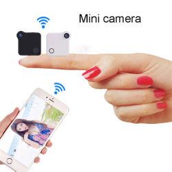 De draadloze C1 Wearable Videorecorder van de Camera DV DVR van de Nok WiFi Mini voor Binnen en OpenluchtGebruik
