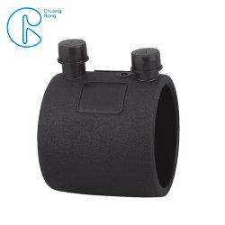 Подключение газа шланговые фитинги (тройник)