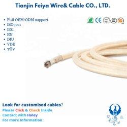 Torcido Conductor de cobre niquelado la resistencia al fuego en el cable