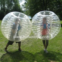 L'homme corps gonflables Zorb bulle Loopy Soccer Giga la bille (BB-02)