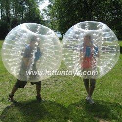 人間の膨脹可能なボディZorbの泡サッカーの気が狂ったGigaの球(BB-02)