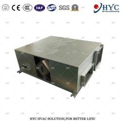 O volume de ar grande comercial de recuperação de calor do sistema de ventilação de ar fresco