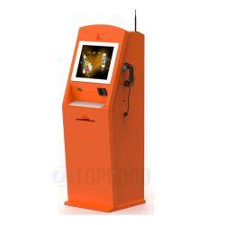 Multi Funktions-Selbstbedienung-Terminal mit ATM-Funktion für Bank