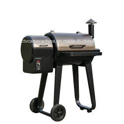 米国の熱い販売の携帯用木製の餌の喫煙者BBQのグリル