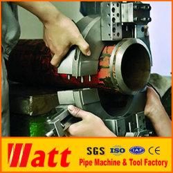 分割されたFrame Pipe CuttingおよびBeveling Machine Cold Tube Cutter