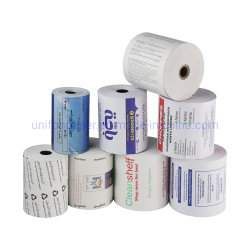 57mm 80x70mm 80x80mm Caisse enregistreuse imprimante thermique de papier des rouleaux de papier