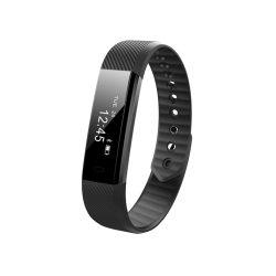Bracelet Timethinker Smart Rappel d'appel Bluetooth pour IOS Android Moniteur de fréquence cardiaque chargeur USB sang 115