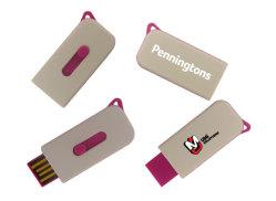 Impresa Customzied USB Memory Stick Micro USB 2.0 Resistencia a impactos