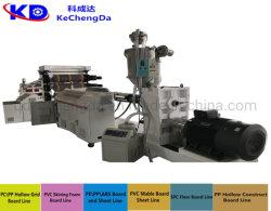 PE/PP/HDPE y PVC/ABS/PMMA Hoja/Placa gruesa/placa de la máquina de extrusión de lámina de plástico extrusión de polímeros,