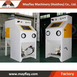 Reinigung Maschinen-Lieferanten-Verkaufs-trockene Absaugung-Sandstrahlen-Standardhilfsmittel für Röhrenkühler-Oberflächenverstärkung-Verfahrenstechnik mit pneumatischen Bediengeräten