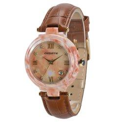 Horloge van de Hand van de Gift van de Manier van het nieuwe Product het Ceramische met Datum