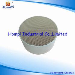 ディーゼルまたはガスの手段のためのDPFの蜜蜂の巣の陶磁器の洗剤の微粒子フィルター