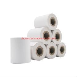 Papier thermique ATM POS Rouleau de papier 60 g 55 g 48 g 80*80 80*50 57*40 57*50 sans BPA Caissier Papier Papier thermique Q31217