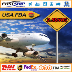 La Chine Air/Mer Freight Forwarding Service de livraison Livraison de la Chine à la USA Europe Canada