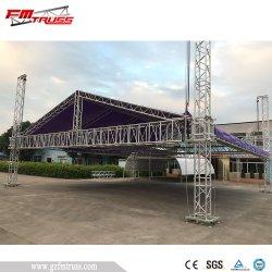 Aleación de aluminio de rendimiento de la espita eventos de la etapa de iluminación de la armadura de techo