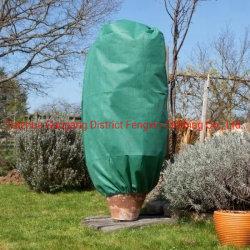 TNT Nonwoven Fabric Fabric Jardín chaqueta de calentamiento de la planta cubierta de la fila Agrifabric