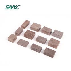 Segmento de diamantes, ferramentas de diamante utilizado no processamento de pedra (SG-0265)
