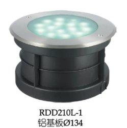 LED-lamp voor ondergrondse verlichting Rdd210L-1-serie