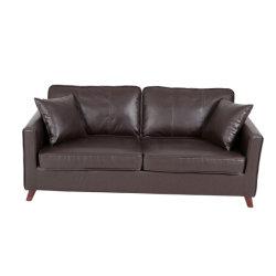 居間のソファー(XD-247)のための方法PUのホーム家具