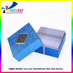 カスタム高品質ギフト / 化粧品 / パフュームリジッドカードボードボックス(紙入り