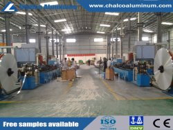 Bus tubulaires sans soudure en alliage aluminium Tuyau (1350/6063/6101)