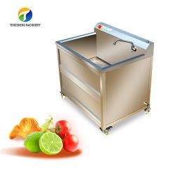 Ultrasonidos Industrial frutas verduras de hoja de ozono Lavadora Lavadora Ts-Az