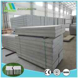Commerce de gros de matériel de construction sandwich isolés avec mur de béton EPS Conseil