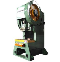 Öffnen-Typ J23-200, der mechanische Presse, Blatt-Platten-Loch-lochende Maschine, c-Rahmen-mechanische Presse-Metall kippt