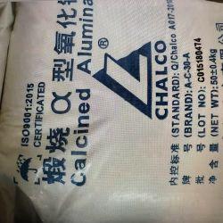 99,5%мин Calcined глинозема на керамической подложке/электронные/электрические вакуумные трубки/керамические Boby и т.д.