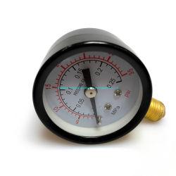 Buon manometro d'ottone del connettore di pollice 1/4inch di prezzi 2