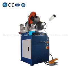Zuverlässiger Maschinerie-Hersteller-Export-pneumatische Kälte sah Scherblock für Metallpneumatische kleine Rohr-Ausschnitt-Maschine