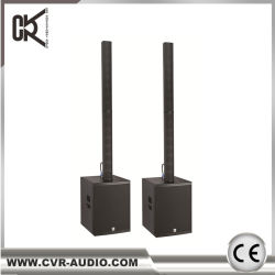 عمود المصفوفة النشطة لنظام الصوت الجديد CVR للبيع الساخن للعام 2018 نظام عمود مكبر الصوت 3 بوصات