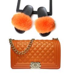 Hot la vente de cuir synthétique Mesdames fashion femmes Petit sac Crossbody Mini sac à main sac à main femmes colorés de la gelée de gros sac à main