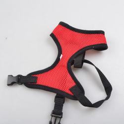 Prodotto esterno dell'animale domestico del cablaggio della maglia della maglia dell'animale domestico della parte posteriore della cassa di esercitazione della catena del cane del guinzaglio del cane