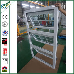 Hurricane Impact finestra tenda con doppi vetri e barre