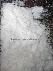 中国Jinhongのブランドの水酸化ナトリウムの腐食性ソーダは99%はげる