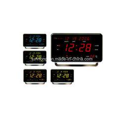 Индикатор цифровой электронной функции будильника календарь часы