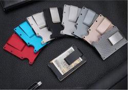 신분증 소지자 미니 여행 가방 비즈니스 은행 카드 이름 카드 홀더 박스 케이스