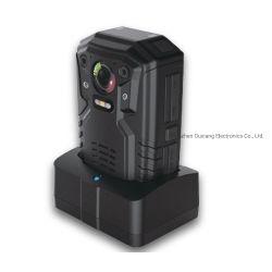 Haut de la police Quanlity Ambarella A12 Caméra usés 4G avec GPS DVR