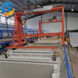 살포 크롬 장비/배럴 니켈 도금 기계/아연 전기도금을 하는 플랜트