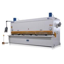 Zinc utilisé de la faucheuse en treillis métallique légère plaque en acier inoxydable Machine de découpe en aluminium pour 16mm Fer à Repasser, Machine de découpe CNC Prix hydraulique