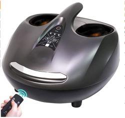 Fußmassager-Maschine mit Wärme, Shiatsu tiefe knetende Therapie, Komprimierung, elektrischer FußMassager