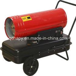 Disel - Сжигание вентилятор отопителя для выбросов парниковых газов и