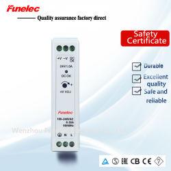 소용량 DIN 레일 스위치 모드 전원 공급 장치 MDR-10W24VDC LED 변압기 DC 전원 공급 장치