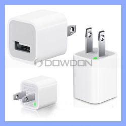 Us 5V 1Un adaptateur électrique Chargeur mural USB pour iPhone 7