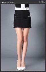 Commerce de gros prix bon marché Bureau Mesdames jupe courte pour les femmes